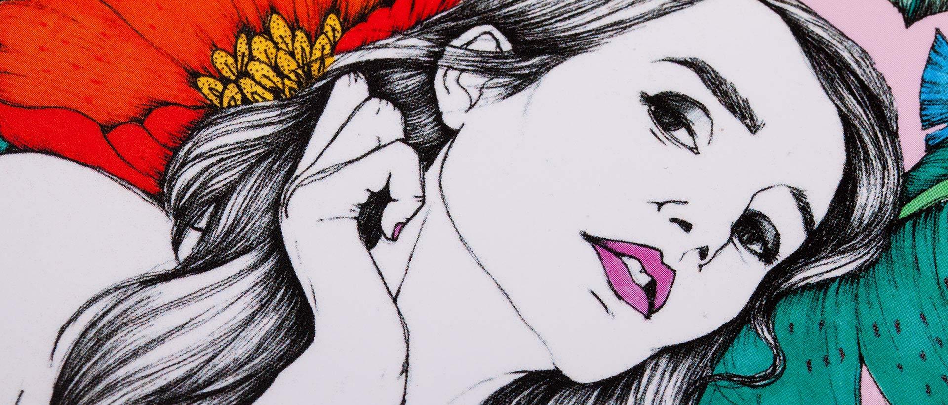 Cuaderno ilustrado Alma – Reina de Diamantes